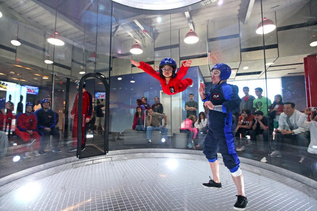 Qual É O Preço de Voar no Túnel de Vento?